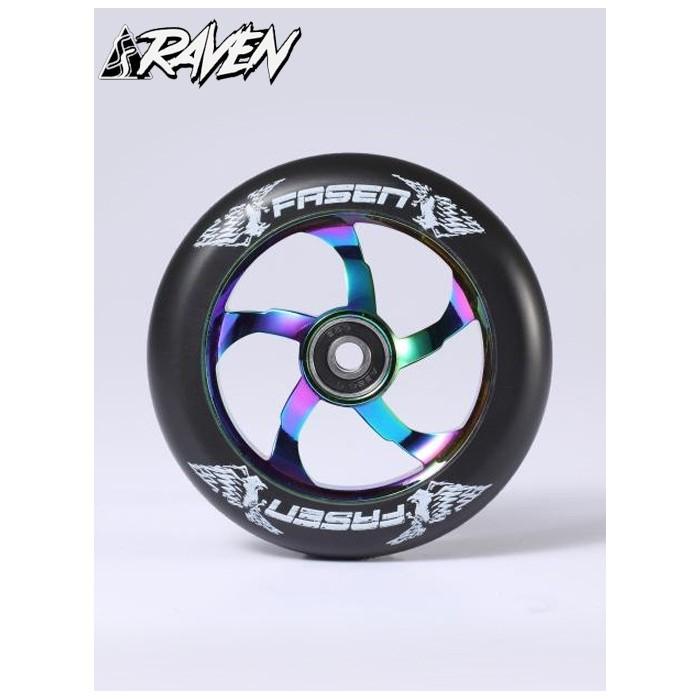 fasen-raven-110mm-wheel-oil-slick