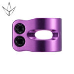 BLUNT-CLAMP-2-BOLTS-TWIN-SLIT purple2