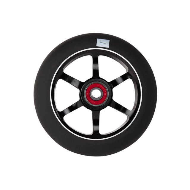 logic-6-spoke-110mm-pro-scooter-wheel-black