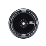 blunt-wheel-120mm-hollow black