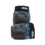 rekd youth heavy duty double padset blue