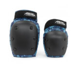 rekd youth heavy duty double padset blue1