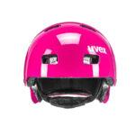 uvex kiiver pink1