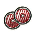 root-wheels-110-honeycore-black red