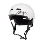 Fuse alpha icon helmet clossy white