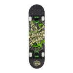 kfd-young-gunz-complete-skateboard tatoo snake