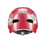 Uvex kid 3 kiiver – coral2