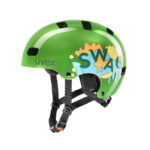Uvex kid 3 kiiver – green