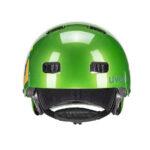 Uvex kid 3 kiiver – green1