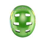 Uvex kid 3 kiiver – green3