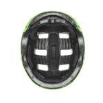 Uvex kid 3 kiiver – green4