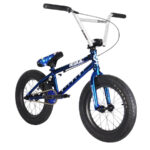 wildcat pro digy 16 bmx freestyle bike neoblue