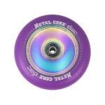 Metal Core Disc 110 mm circle purple1
