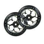 fasen raven 120mm wheels chrome