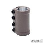 District HT SCS Clamp – Titanium Grey