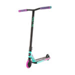 Madd gear carve elite scooter pinkteal