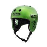 Pro-Tec Full Cut Helmet – Green Candy Flake