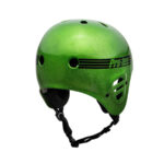 Pro-Tec Full Cut Helmet – Green Candy Flake1