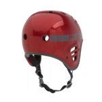 Pro-Tec Full Cut Helmet – Red Metal Flake1