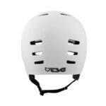 TSG Dawn Solid Color Helmet white1