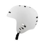 TSG Dawn Solid Color Helmet white2