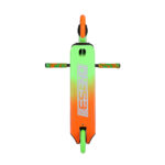 blunt One S3 scooters green orange2