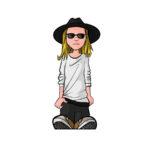 figz-rider-scooter-sticker-Jacko Mcguire
