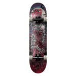 kfd-young-gunz-complete-skateboard- Two Headed Zombie