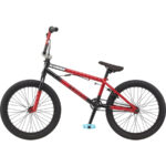 GT bike slammer 2021 red black1