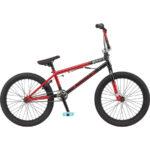 GT bike slammer 2021 red black2