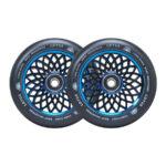 root-lotus-pro-scooter-wheels-2-pack-Blu-ray Black
