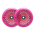 root-lotus-pro-scooter-wheels-2-pack-Radiant Pink