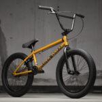 """Kink CURB Complete Bike 20"""" orange flake"""