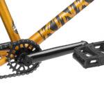 """Kink CURB Complete Bike 20"""" orange flake1"""