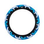 Cult VANS WAFFLE Tire blue camo blackwall
