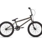 Drag onset bmx bike gold