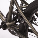 Drag onset bmx bike gold10