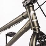 Drag onset bmx bike gold7