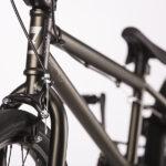Drag onset bmx bike gold8