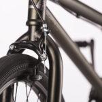 Drag onset bmx bike gold9
