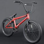 Flybikes 18 Nova bmx red