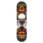 Area Stand Up Skateboard