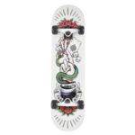 Area TYB Skateboard White