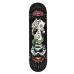Area TYB Skateboard black