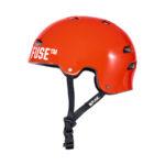 Fuse alpha icon helmet orange
