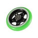 blunt envy s3 scooter wheel 110mm black green1