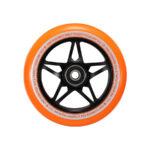 blunt envy s3 scooter wheel 110mm black orange