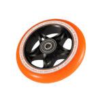 blunt envy s3 scooter wheel 110mm black orange1