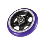 blunt envy s3 scooter wheel 110mm black purple1