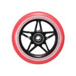 blunt envy s3 scooter wheel 110mm black red